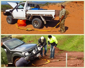 4wd training courses 4WD Recovery Courses