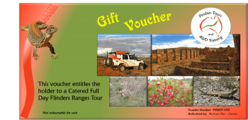 4WD Tour Gift Voucher