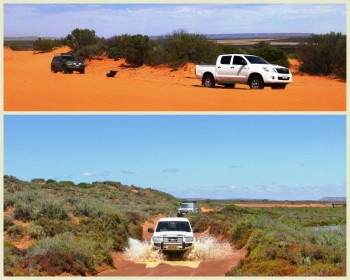 Advanced 4WD Courses and 4wd training