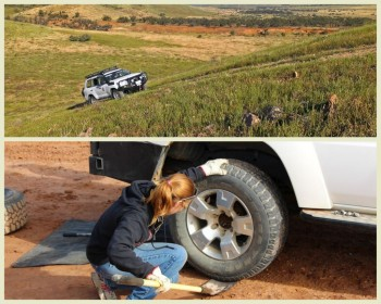 4wd training and 4wd courses