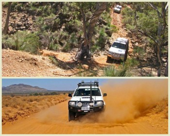 4wd training 4wd course