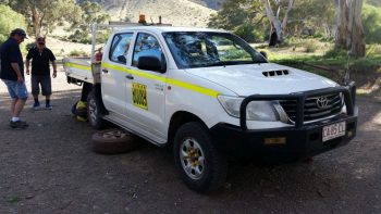 4WD Training - DCS