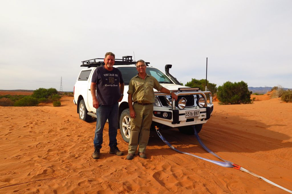 Basic 4WD Training