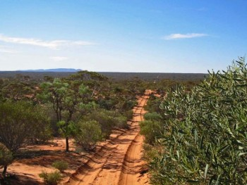 4wd Tag along adventure Tours australia Goog's Track
