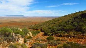 Flinders Ranges Trek 4wd adventure tour