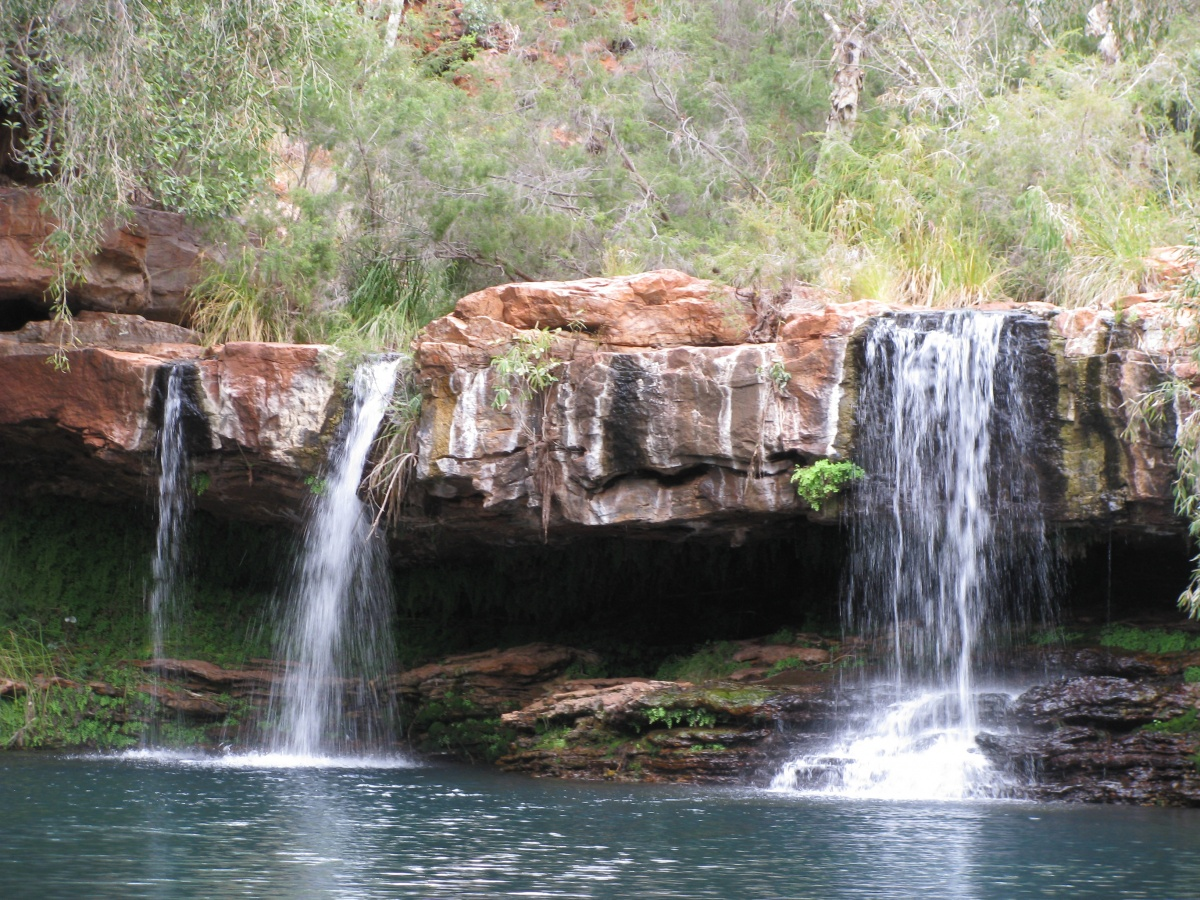 Pindan Tours - Karijini National Park W.A.