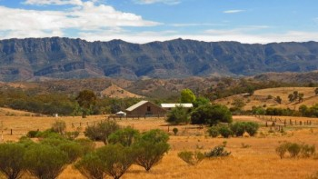adventure tours australia Flinders Ranges Extended Trek