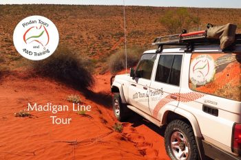 Madigan Line - Pindan Tours and 4WD Training