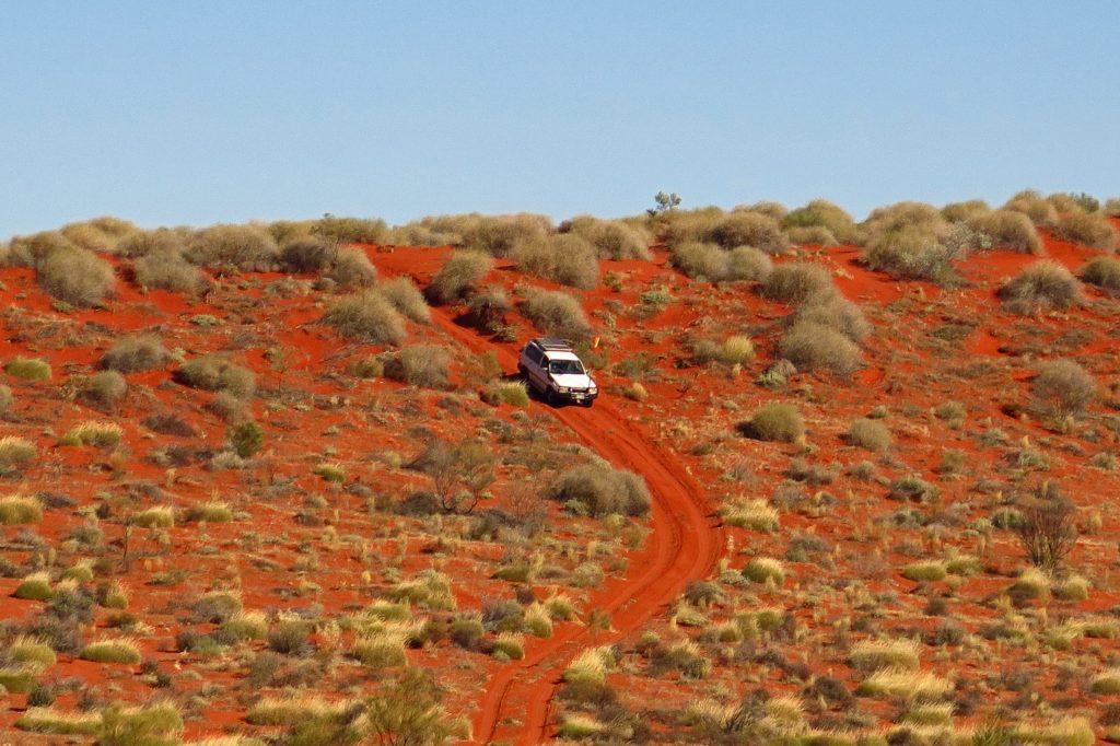 Madigan Line - Pindan Tours and 4WD Training