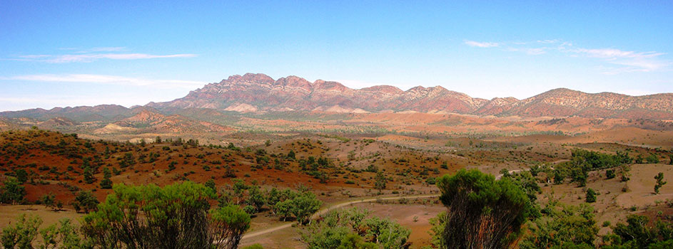 Wilpena Pound, Flinders Ranges and Pindan Photography Tours