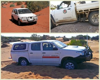 4WD training Courses