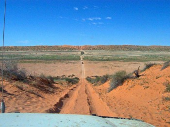 adventure tours australia Corner Country & Hay River Track