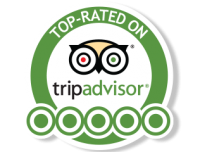 Top-Rated on Trip Advisor logo